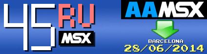 45 RU MSX