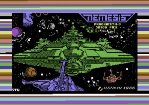 nemesis - carga del juego
